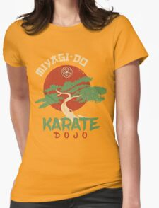 KARATE KID Womens Fitted T-Shirt