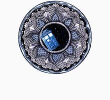 Tardis in space mandala Unisex T-Shirt