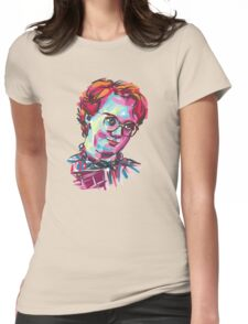 Barb - Stranger Things Womens Fitted T-Shirt