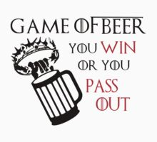 Game of Beer by mlmatov