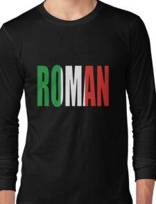 Roman Long Sleeve T-Shirt