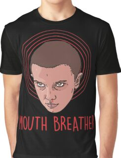Eleven - Stranger Things Graphic T-Shirt