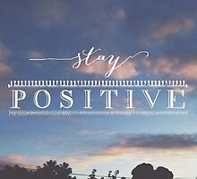 Positive by acaciablue