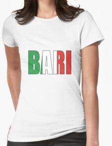 Bari. Womens Fitted T-Shirt
