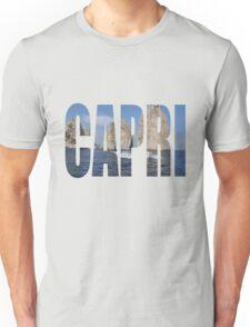 Capri Unisex T-Shirt