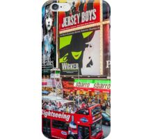 Times Square II Special Edition II iPhone Case/Skin