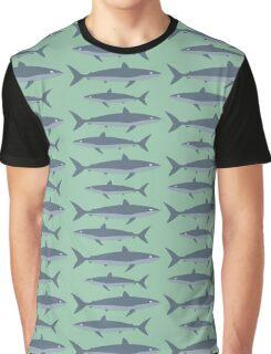 Shark swarm   Graphic T-Shirt