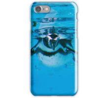 Penguin at London Zoo iPhone Case/Skin