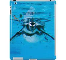 Penguin at London Zoo iPad Case/Skin