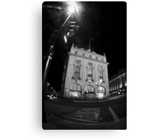 London Piccadilly  Canvas Print
