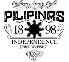 PILIPINAS Photographic Print