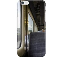 Train to London iPhone Case/Skin