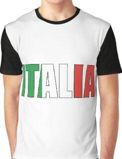 Italia Graphic T-Shirt