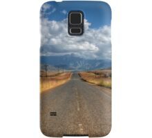 A Road Somewhere Samsung Galaxy Case/Skin