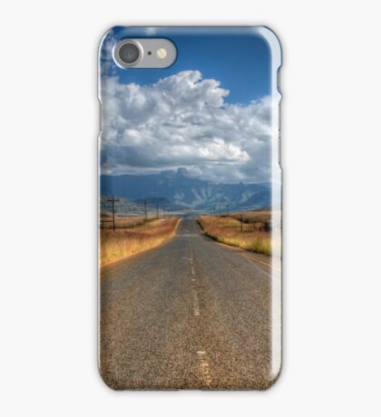 A Road Somewhere iPhone Case/Skin