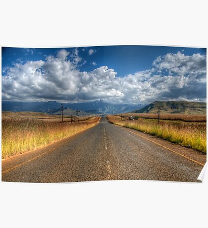 A Road Somewhere Poster
