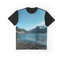 Fjord Graphic T-Shirt