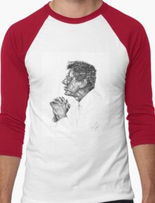 John. F. Kennedy Men's Baseball ¾ T-Shirt
