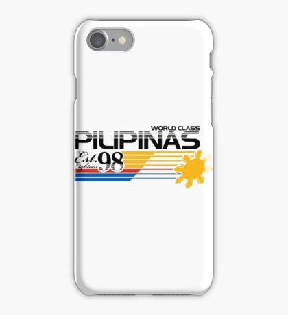 Pilipinas World Class iPhone Case/Skin