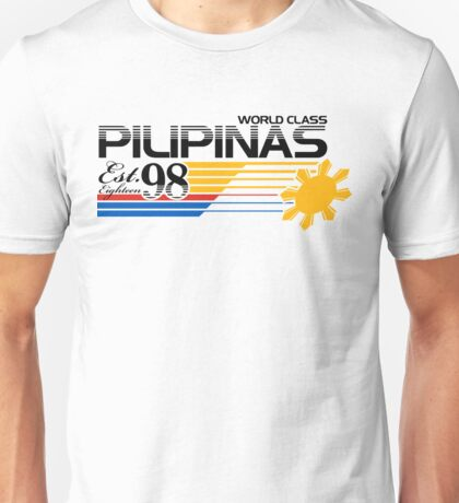 Pilipinas World Class T-Shirt