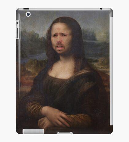 The Moaning Lisa (Karl Pilkington) iPad Case/Skin