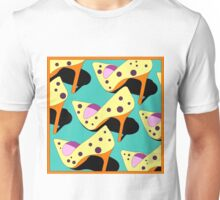 Colourful heel  Unisex T-Shirt