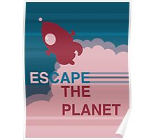 Escape the Planet  Poster
