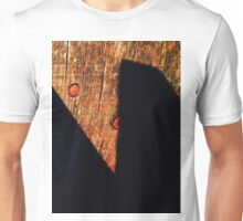 Shadow scissors Unisex T-Shirt