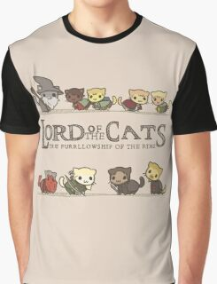 Lord Of The Cats Graphic T-Shirt