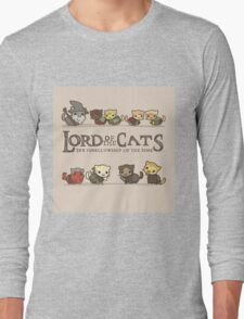 Lord Of The Cats Long Sleeve T-Shirt