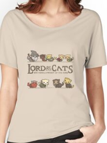 Lord Of The Cats Women's Relaxed Fit T-Shirt