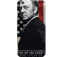 Frank Underwood - Kevin Spacey iPhone Case/Skin