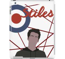 'red string' iPad Case/Skin