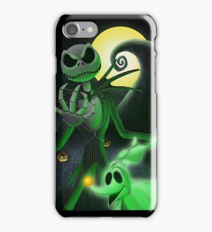 Nightmare Before Christmas Skellington iPhone Case/Skin