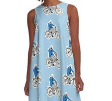 the great bill cunningham  A-Line Dress