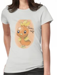 Torchic Womens Fitted T-Shirt