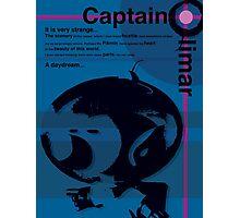 Captains Log Photographic Print