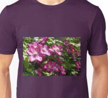 Clematis Unisex T-Shirt