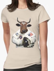 Astro OX Womens Fitted T-Shirt