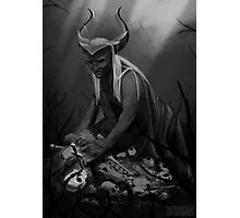 Devil's Bleeding Crown Photographic Print