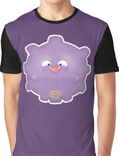 Cute Koffing - Pokemon Graphic T-Shirt
