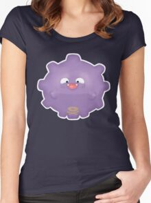 Cute Koffing - Pokemon Women's Fitted Scoop T-Shirt