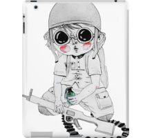 Child's War iPad Case/Skin