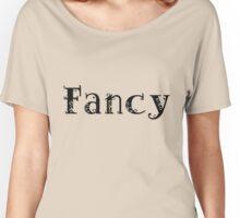 Fancy Women's Relaxed Fit T-Shirt