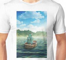Swim back to shore  Unisex T-Shirt