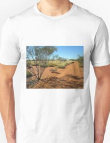 A Road To Walk - Canning Stock Route Unisex T-Shirt