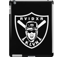 Raider Klan iPad Case/Skin