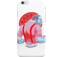 DC'S LEGENDS OF TOMORROW - Mick Rory iPhone Case/Skin