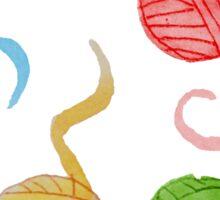 Knitter's Paradise Pattern Sticker