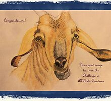 Banner - AGC - Goat Challenge by aprilann